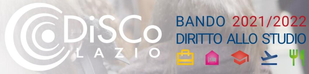 DiscoLazioBando21-22